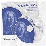 Händel & friends - Jellema, Theo
