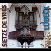 Sietze de Vries bespeelt de orgels van de St. Jakobi te Lübeck - Vries, Sietze de (1973 - )