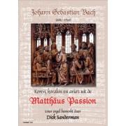 Koren, koralen en aria's uit de Matthëus-Passion