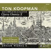 Dieterich Buxtehude: Opera Omnia X -  Organ Works 5