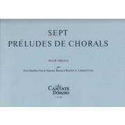Sept Préludes de Chorals
