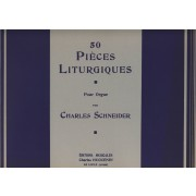 50 Pieces Liturgiques