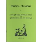 Preludium and Six Sonatas - Bach, Carl Philipp Emmanuel (1714-1788)