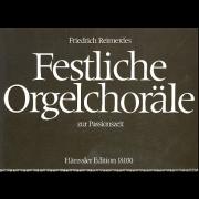 Festliche Orgelchoräle zur Passionszeit