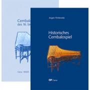 Historisches Cembalospiel (Buch + Notenband)