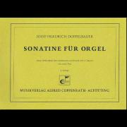 Sonatine für orgel