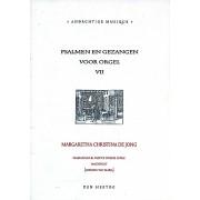 Psalmen en Gezangen voor orgel 7