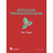 Fröhliche Weihnachtslieder für Orgel