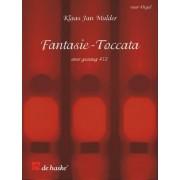 Fantasie-Toccata 'Wat God doet dat is welgedaan'