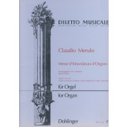 Messe d'intavolatura d'organo 4: Credo in dominicis diebus u.a.