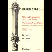 Wiener Orgelmusik aus der 1. Hälfte des 19. Jh. - Heft 1