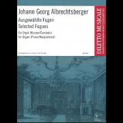 Ausgewählte Fugen für Orgel (Klavier/Cembalo)