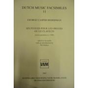 Six fugues pour les orgues ou le clavecin, oeuvre première (c.1780)