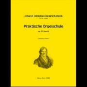 Praktische Orgelschule op. 55, Band 4