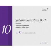 Sämtliche Orgelwerke (Neuausgabe) 10