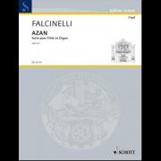 Azan - Suite pour Flöte et Orgue op.61
