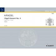 Orgelkonzert Nr. 4 F-Dur (opus 4/IV)