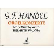 Orgelkonzert Nr. 9 B-Dur (opus 7/III)