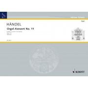 Orgelkonzert Nr. 11 g-Moll (opus 7/V)
