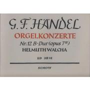 Orgelkonzert Nr. 12 B-Dur (opus 7/VI)