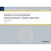 Sämtliche Orgelwerke, vol. 3