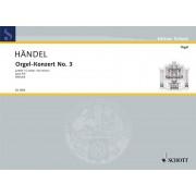 Orgelkonzert Nr. 3 g-Moll (opus 4/III)