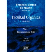 Facultad Organica (Alcalá 1626) - Vol. 1: Introduction and Texts (English version)