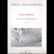 Cinq versets sur le Victimae Paschali (3e cycle) - Escaich, Thierry (*1965)