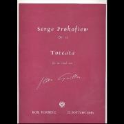 Toccata für die Orgel, opus 11