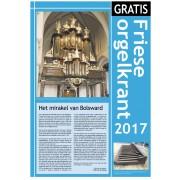 Friese Orgelkrant 2017