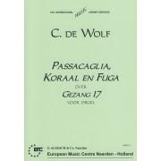Passacaglia, Koraal en Fuga over Gezang 17