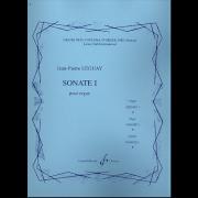 Sonate 1 pour orgue - Leguay, Jean-Pierre