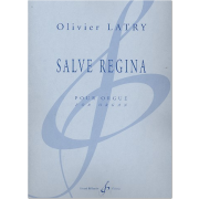 Salve Regina pour orgue - Latry, Olivier (*1962)