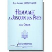 Hommage a Josquin des Prés - Grunenwald, Jean-Jacques (1911-1982)