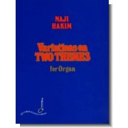 Variations on Two Themes - Hakim, Naji (*1955)