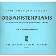 Organistenpraxis 3