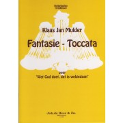 Fantasie-Toccata over 'Wat God doet dat is welgedaan'