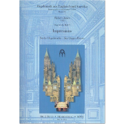 Impressions - Six Organ Pieces - Jones, Robert (1932-1997)