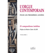 L'orgue contemporain - Vol. 1 - Collection