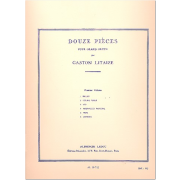 Douze Pieces vol.1 (1-6) - Litaize, Gaston-Gilbert (1909-1991)
