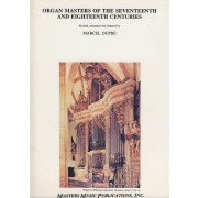 Organ Masters of the 17th & 18th centuries