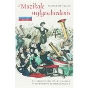 Muzikale stijlgeschiedenis (+ 2 CD's)