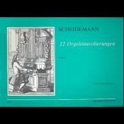12 Orgelintavolierungen, Band 3