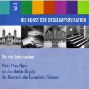 Die Kunst der Orgel-Improvisationen vol. 2