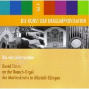 Die Kunst der Orgel-Improvisationen vol. 4
