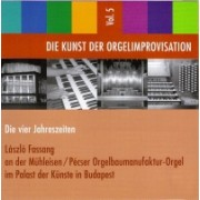 Die Kunst der Orgel-Improvisationen vol. 5