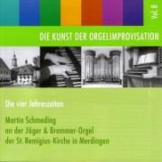 Die Kunst der Orgel-Improvisationen vol. 8