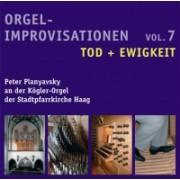 Orgel-Improvisationen vol. 7