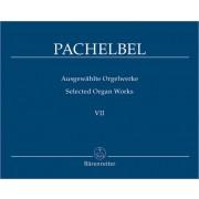 Selected Organ Works, Vol. 7 (Magnificat Fugues I) - Pachelbel, Johann (1653-1706)