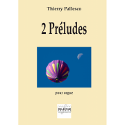 2 Préludes - Pallesco, Thierry (*1956)